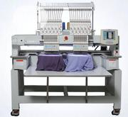 Embroidery Machine Called Monograming Machine Double Head 9 Needles | Manufacturing Equipment for sale in Lagos State, Mushin