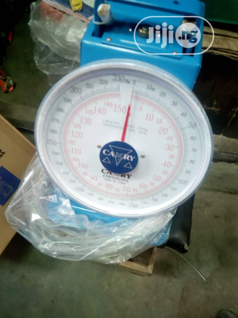 Archive: Analogue Camry Spring Scale