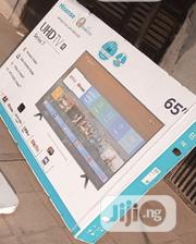 Hisense 4K Smart Television 65 Inches | TV & DVD Equipment for sale in Lagos State, Lekki Phase 1