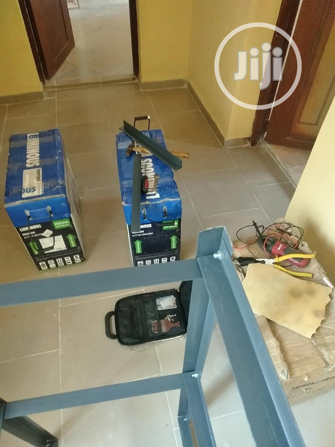 3.5kva Inverter Installation | Building & Trades Services for sale in Ikeja, Lagos State, Nigeria