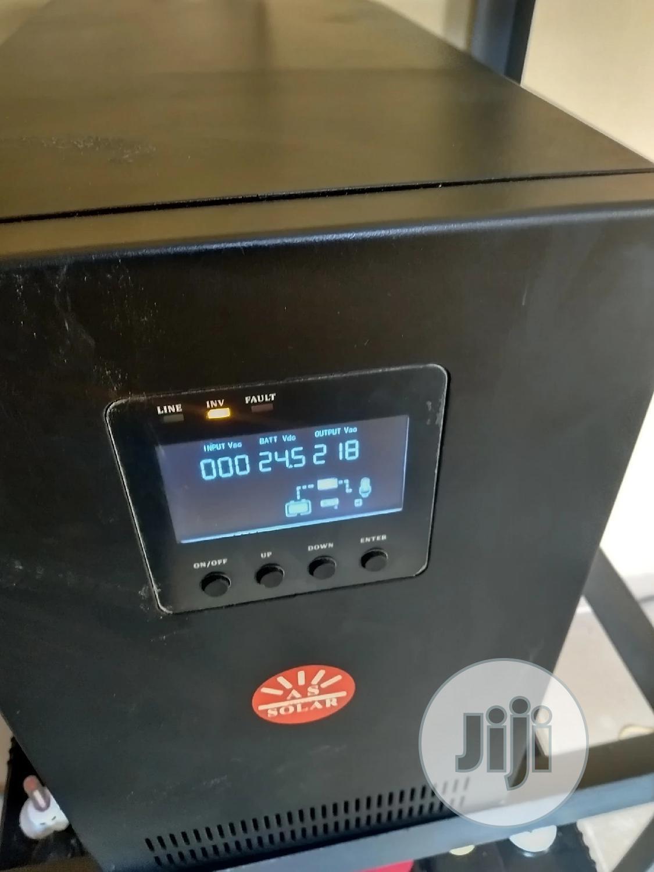 3.5kva Inverter Installation