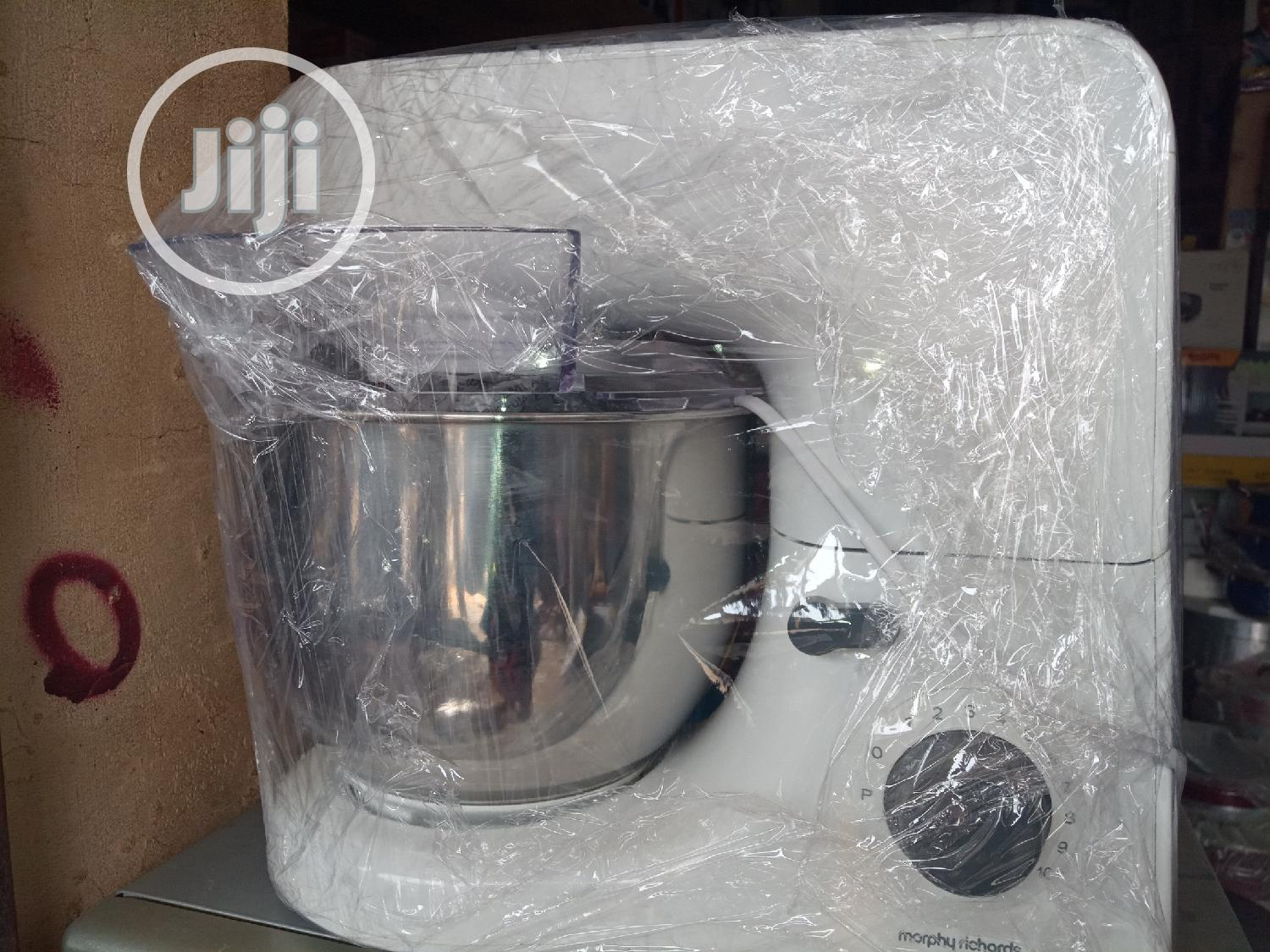 Original Morphy Richard Stand Mixer 5 Litre Bowl.