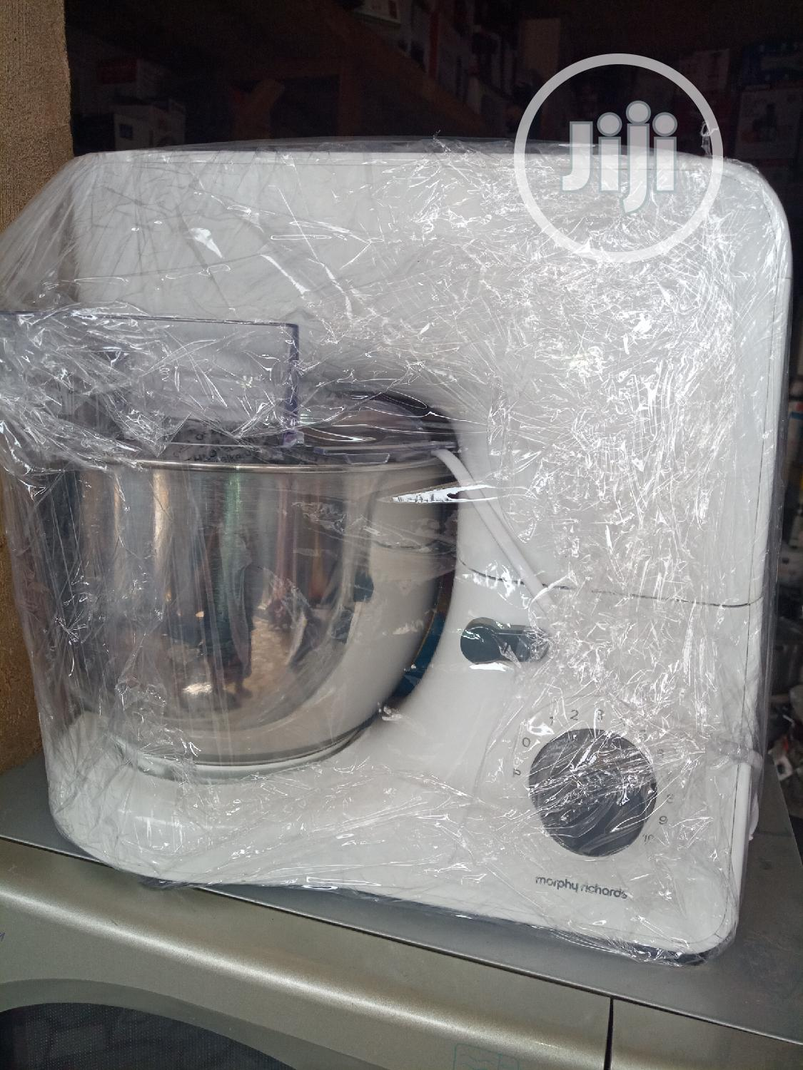 Original Morphy Richard Stand Mixer 5 Litre Bowl. | Kitchen & Dining for sale in Ojo, Lagos State, Nigeria