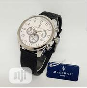 Maserati/Versace Chronograph Wristwatch | Watches for sale in Lagos State, Lagos Island