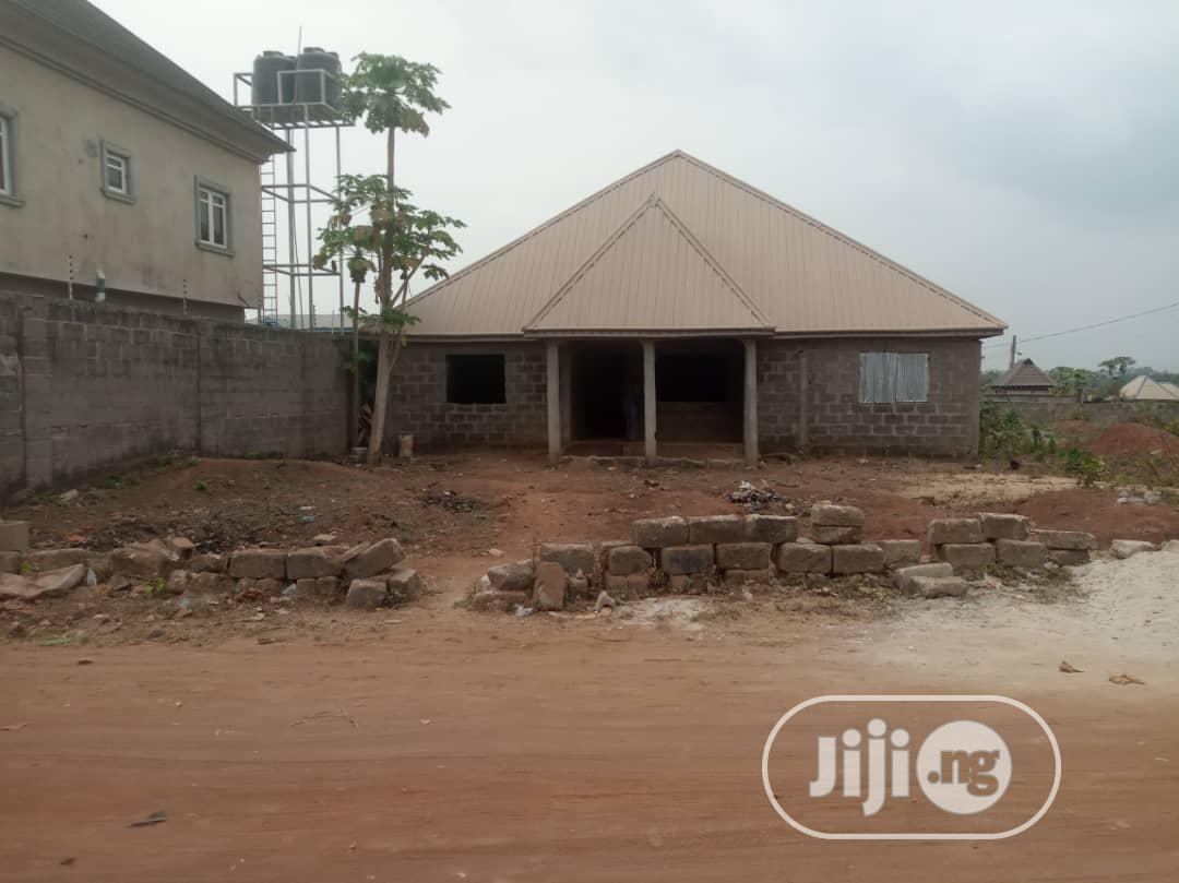 4 Bedroom Bungalow (All Ensuite) in 1 Plot of Land