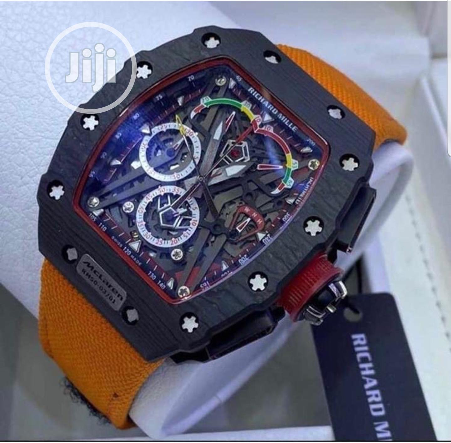 Richard Mille McLaren RM50-03/01