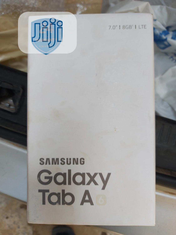 New Samsung Galaxy Tab a 7.0 8 GB Black