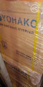 5kva 24v Yohako Inverter   Solar Energy for sale in Lagos State, Amuwo-Odofin