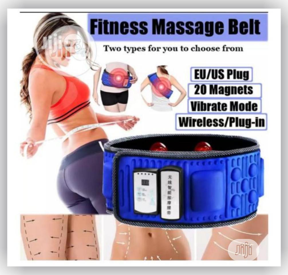 Fitness Massage Belt (Unisex)