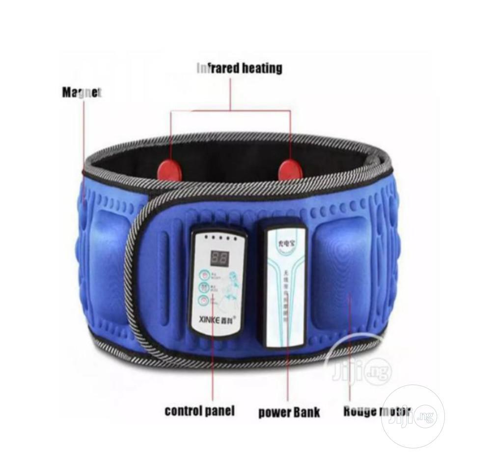 Fitness Massage Belt (Unisex) | Massagers for sale in Ikeja, Lagos State, Nigeria