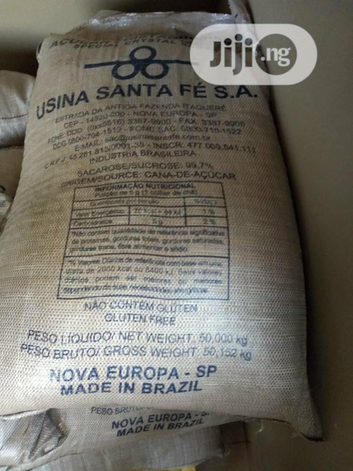 Santa Fe Crystal Sugar 50kg