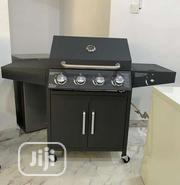 Gas Barbecue Grill With Side Cooker | Kitchen Appliances for sale in Lagos State, Ojo
