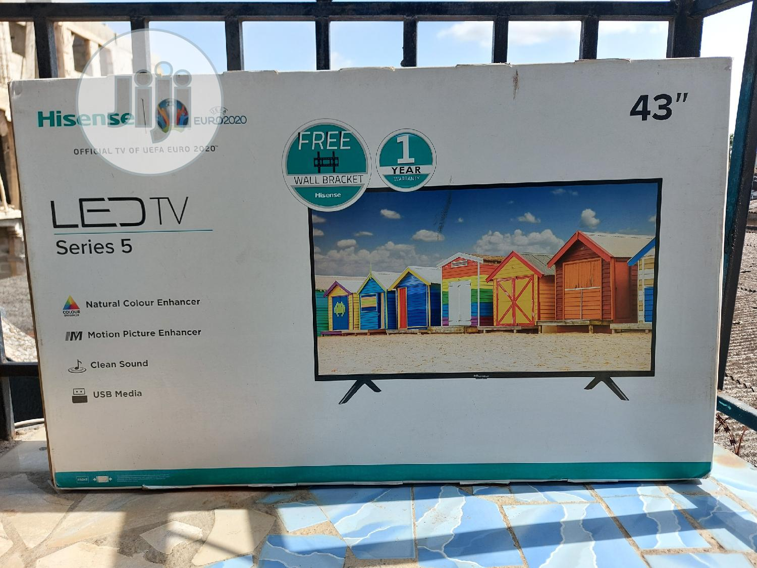 "Promo!!! Hisense TV 43"" LED 