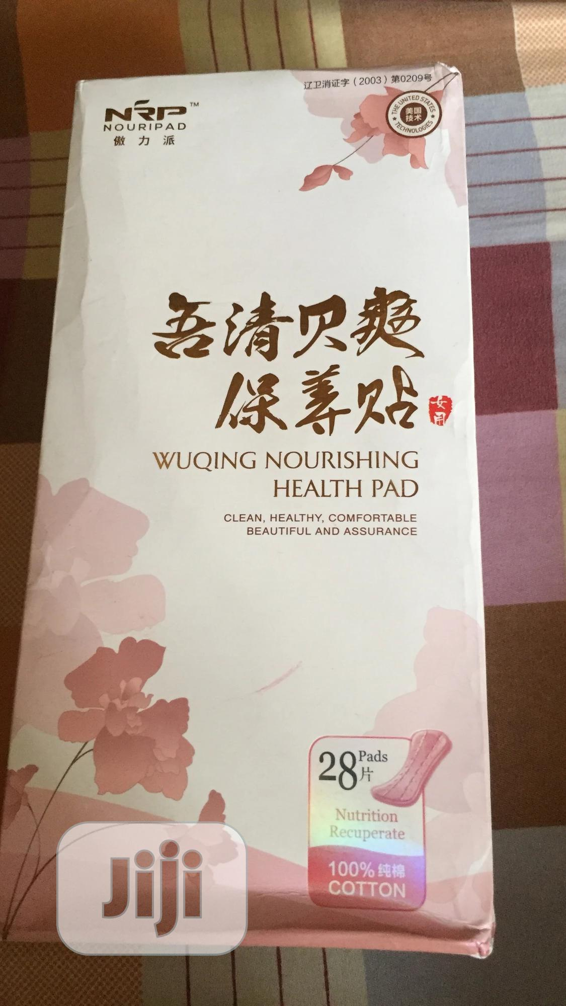 Original Norland Wuqin Female Treatment Pad