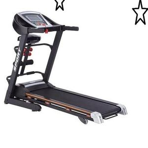 Body Fit Bodyfit Treadmill 2hp With Massage Sit-up & Mp3 | Sports Equipment for sale in Lagos State, Magodo