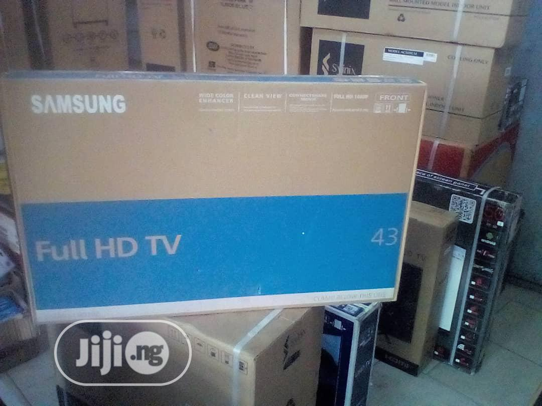 "43"" Samsung Television 
