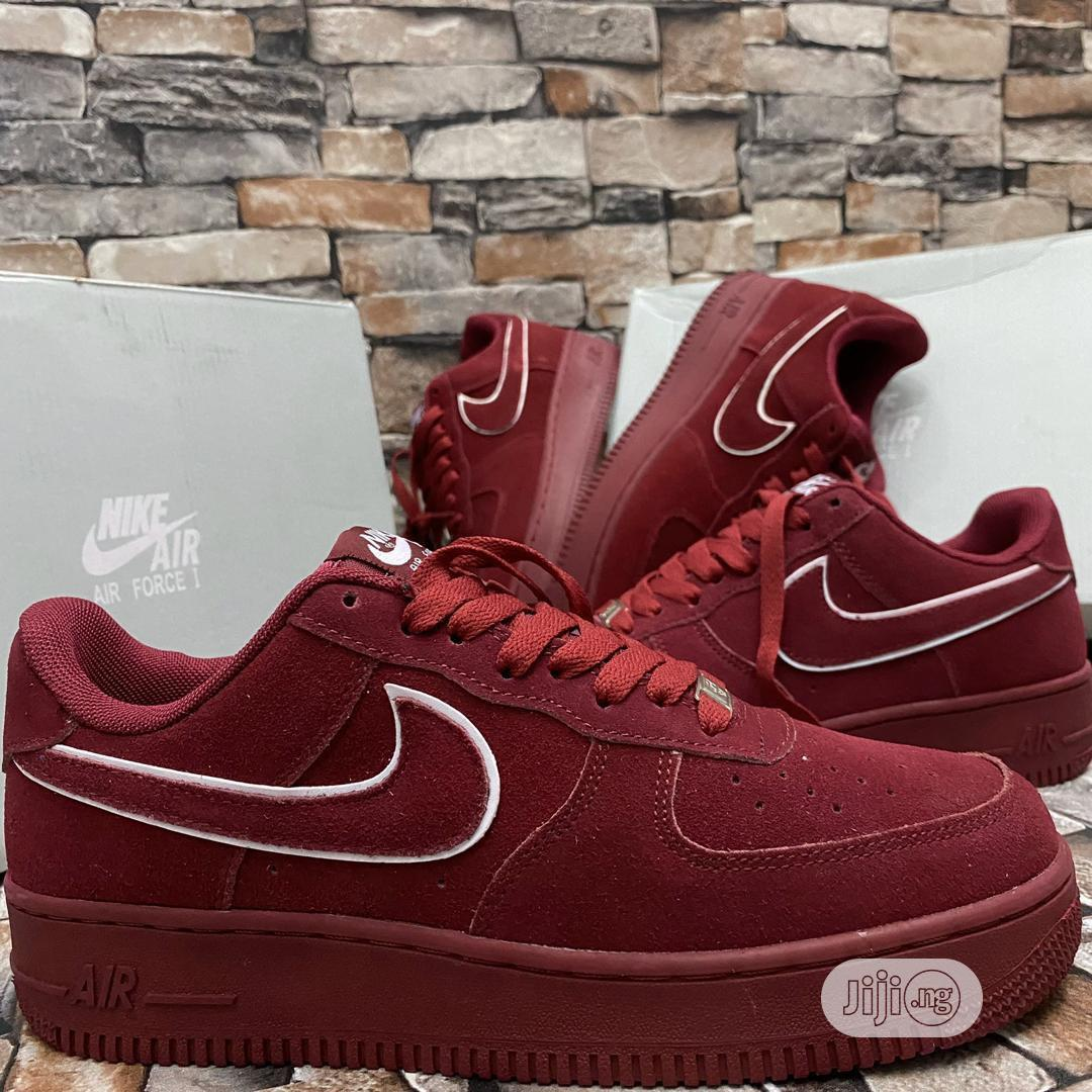 Nike Air Force In Lagos Island Shoes Larry Store Jiji Ng For Sale In Lagos Island Buy Shoes From Larry Store On Jiji Ng