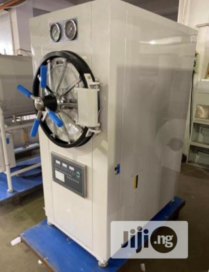 HORIZONTAL Autoclave Machine