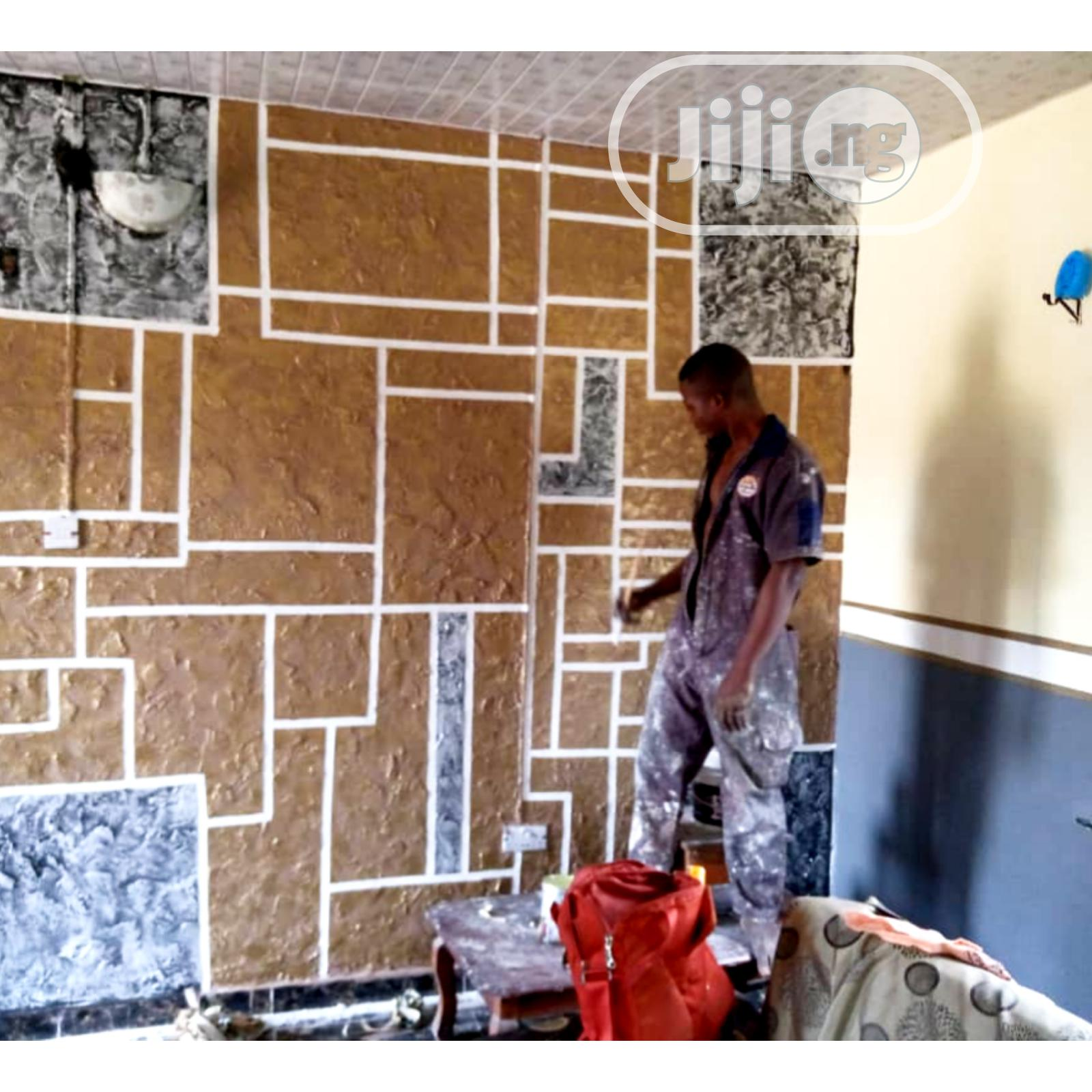 Learn Decorative Painting In 3months. Become A Professional Today | Building & Trades Services for sale in Ikorodu, Lagos State, Nigeria