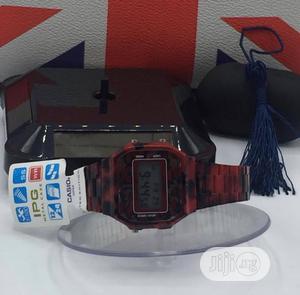 Casio Digital Chain Watch | Watches for sale in Lagos State, Lagos Island (Eko)