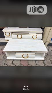 Exotic Tv Stand and Center Table   Furniture for sale in Lagos State, Ikeja