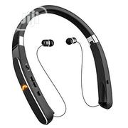 Wireless Headsets Bluetooth Retractable | Accessories for Mobile Phones & Tablets for sale in Lagos State, Ojo