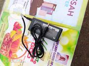 Hp Laptop Chargers Yellow Mouth With Cable | Computer Accessories  for sale in Lagos State, Amuwo-Odofin