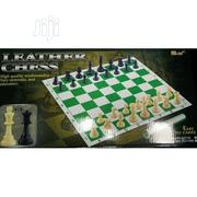 Tournament Leather Chess | Books & Games for sale in Lagos State, Yaba
