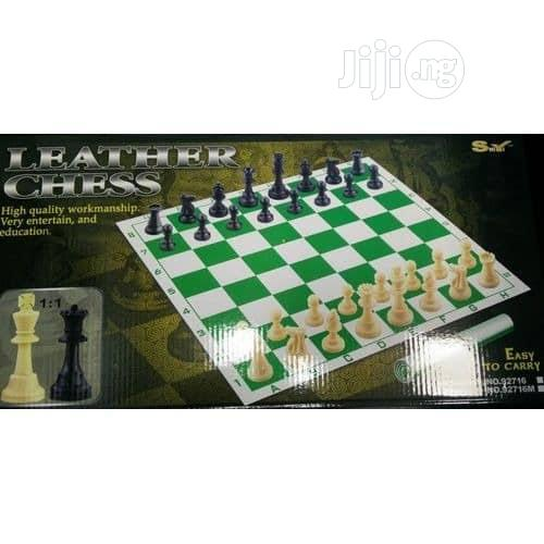 Archive: Tournament Leather Chess