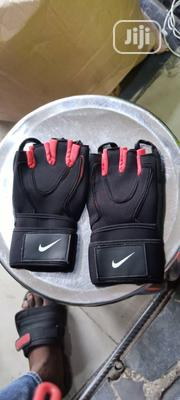 Half Finger Gym Glove | Sports Equipment for sale in Lagos State, Surulere