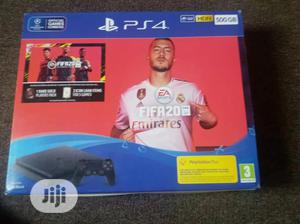 Brand New SONY Playstation 4 PRO 1tb With FIFA 2020 Bundle | Video Game Consoles for sale in Lagos State, Ikeja