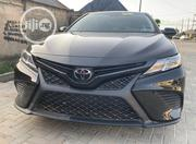 Toyota Camry 2018 SE FWD (2.5L 4cyl 8AM) Black   Cars for sale in Lagos State, Ikeja