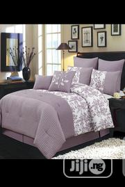 Nice Duvet, Bedsheet With 4 Pillow Cases-7*7   Home Accessories for sale in Lagos State, Ikeja