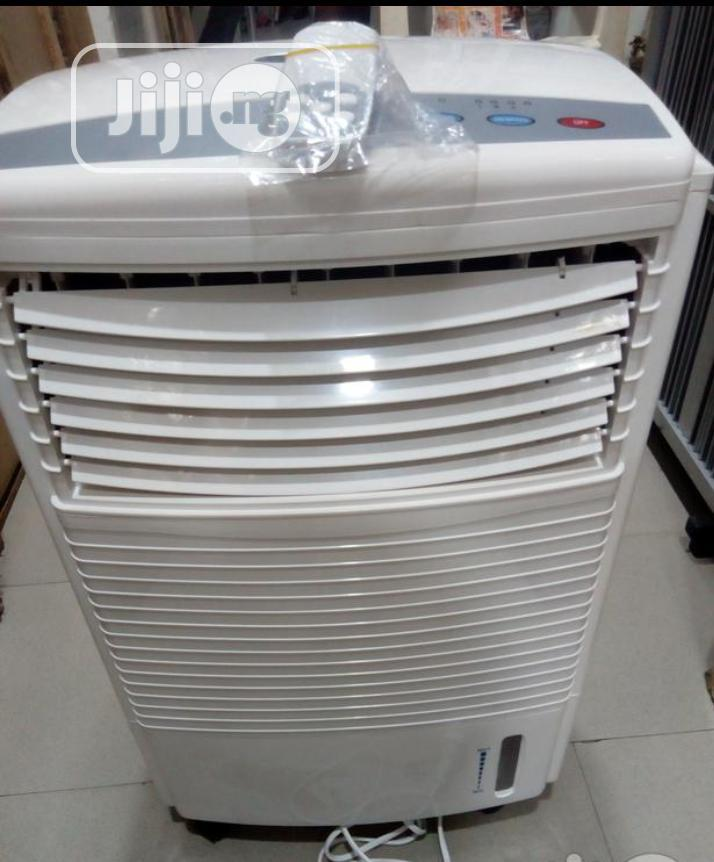 LG Mobile Air Condition.