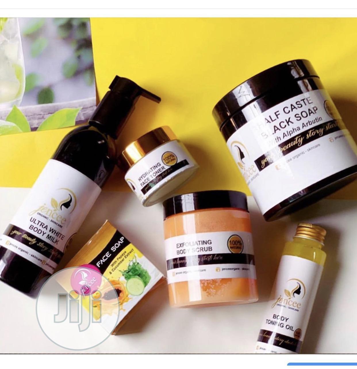 Organic Whitening Kit