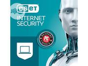 Eset Nod 32 Internet Security 1user | Software for sale in Lagos State, Ikeja