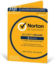 Norton Internet Security By Symantec 5 Users | Software for sale in Lagos State, Ikeja