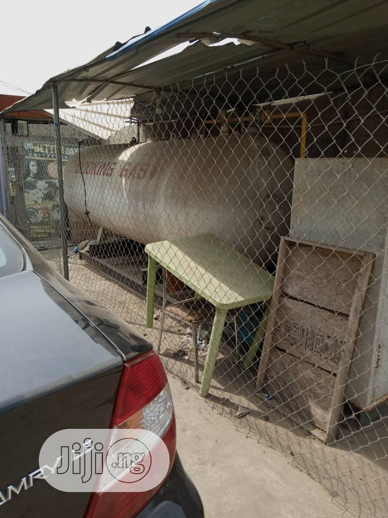 2.5tons Lpg Gas Plant Along Igbo-elerin Badagry Rd | Commercial Property For Sale for sale in Badagry, Lagos State, Nigeria
