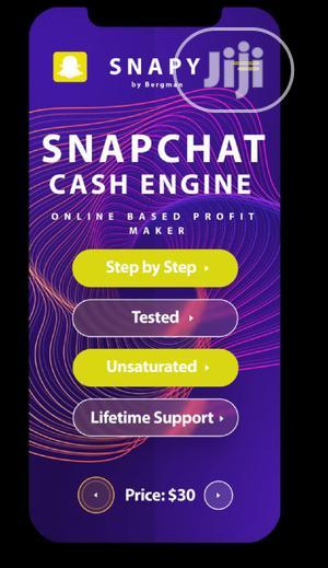 Snapchat Guide (Ebook) | Books & Games for sale in Lagos State, Ikorodu