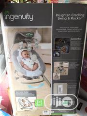 Lngenuity Inlighten Cradling Swing And Rocker | Children's Gear & Safety for sale in Lagos State, Lagos Island