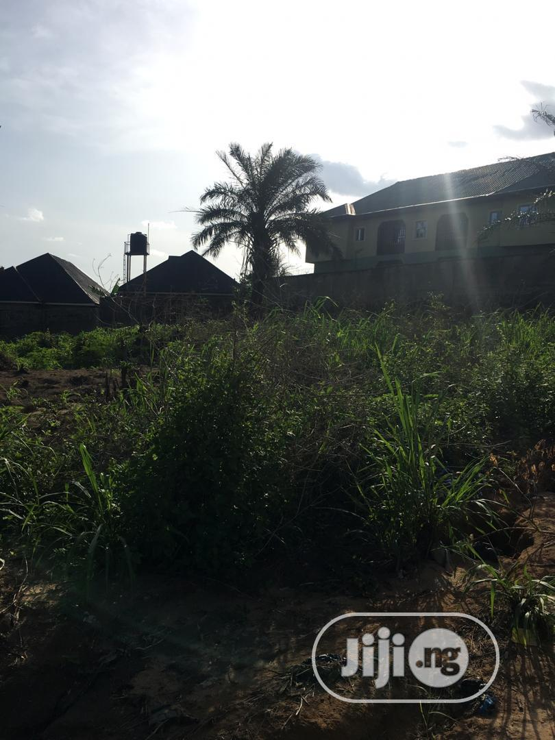 Genuine 2 Plots Of Land For Sale, In A Developing Area   Land & Plots For Sale for sale in Eleme, Rivers State, Nigeria