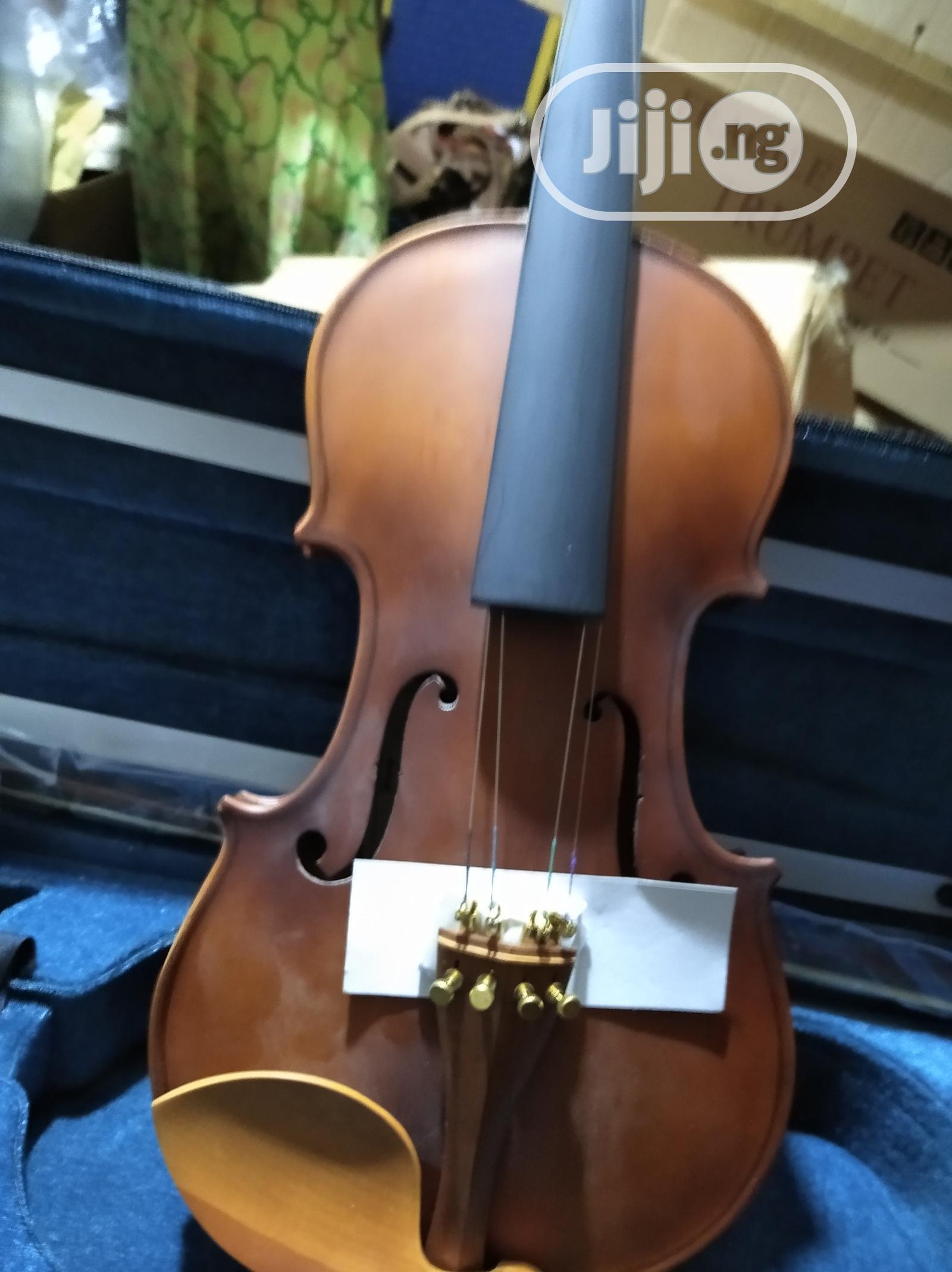 Archive: New Student Yamaha Violin