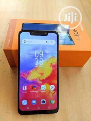 Infinix Hot 7 Pro 32 GB Blue   Mobile Phones for sale in Lagos State, Ilupeju