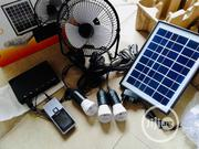 Solar Generator Kit With Fan | Solar Energy for sale in Lagos State, Ojo