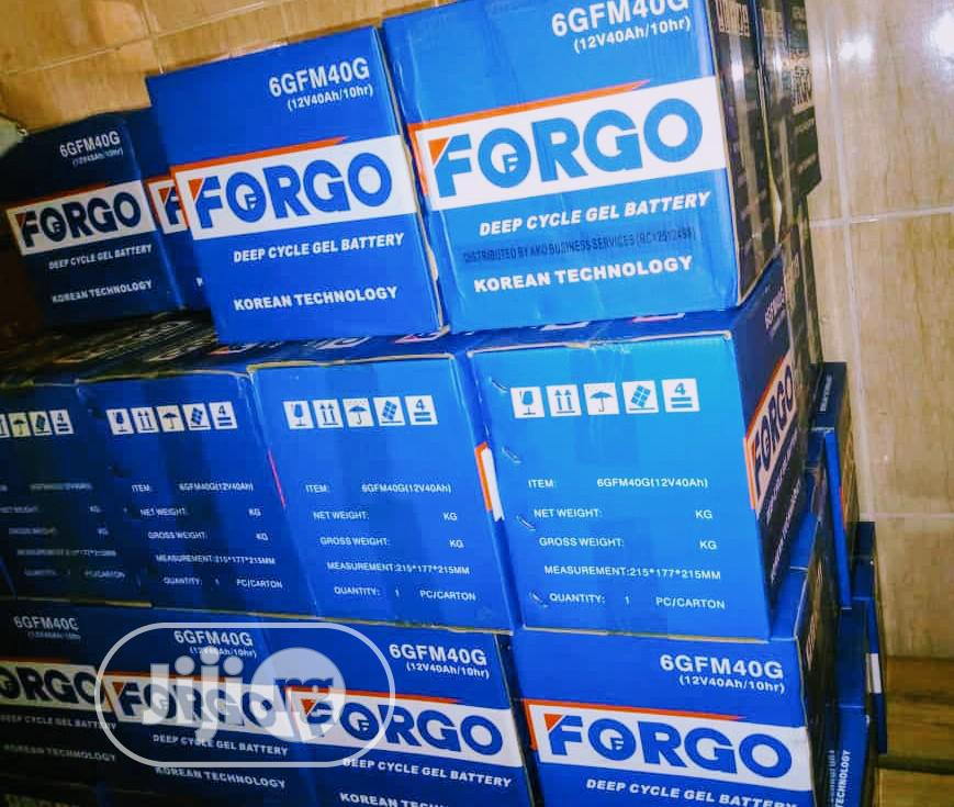 200ah Forego Battery