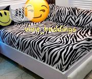 Unique Duvet, Bedsheet With 4 Pillow Cases-6*6   Home Accessories for sale in Lagos State, Ikeja