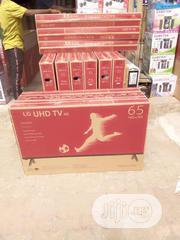 Lg 65 Inch Led Tv | TV & DVD Equipment for sale in Lagos State, Ojo