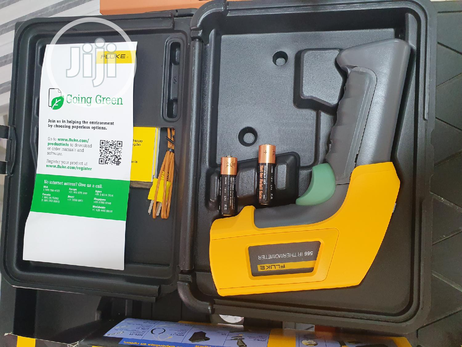 Fluke 568 Inferared Thermometer | Measuring & Layout Tools for sale in Amuwo-Odofin, Lagos State, Nigeria