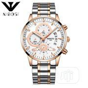 Nibosi Rosegold Wristwatch | Watches for sale in Lagos State, Surulere