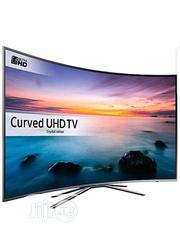Samsung Uhd 55inch 4K Curved Smart TV - 2019 | TV & DVD Equipment for sale in Abuja (FCT) State, Wuse